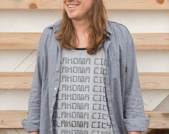 Oklahoma City on Repeat Graphic T-Shirt