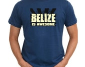 Belize Is Awesome T-Shirt