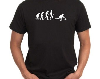 Curling Evolution T-Shirt
