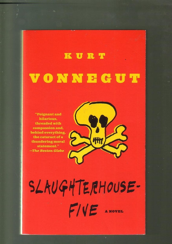 slaughterhouse five succeed as an anti war novel 2018-06-14 a rhythmic, thought provoking anti-war novel that is told through the eyes of anti-hero billy pilgrim, war veteran and time-traveller vonnegut's satire manages to accomplish what another writer would take years to build, over.