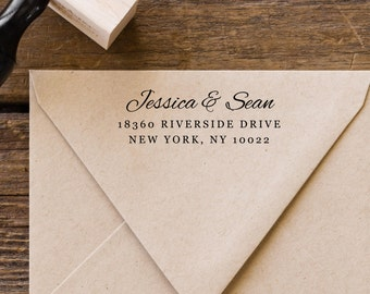 Address Stamp, Self Inking Stamp, Return Address Stamp