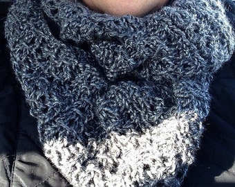 Stockholm Infinity Scarf - soft and lovely