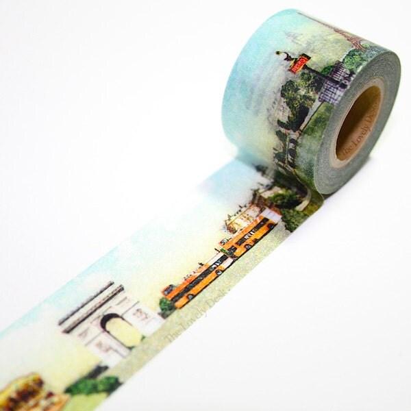 Mast multi paris france washi tape japanese washi masking - Boutique masking tape paris ...