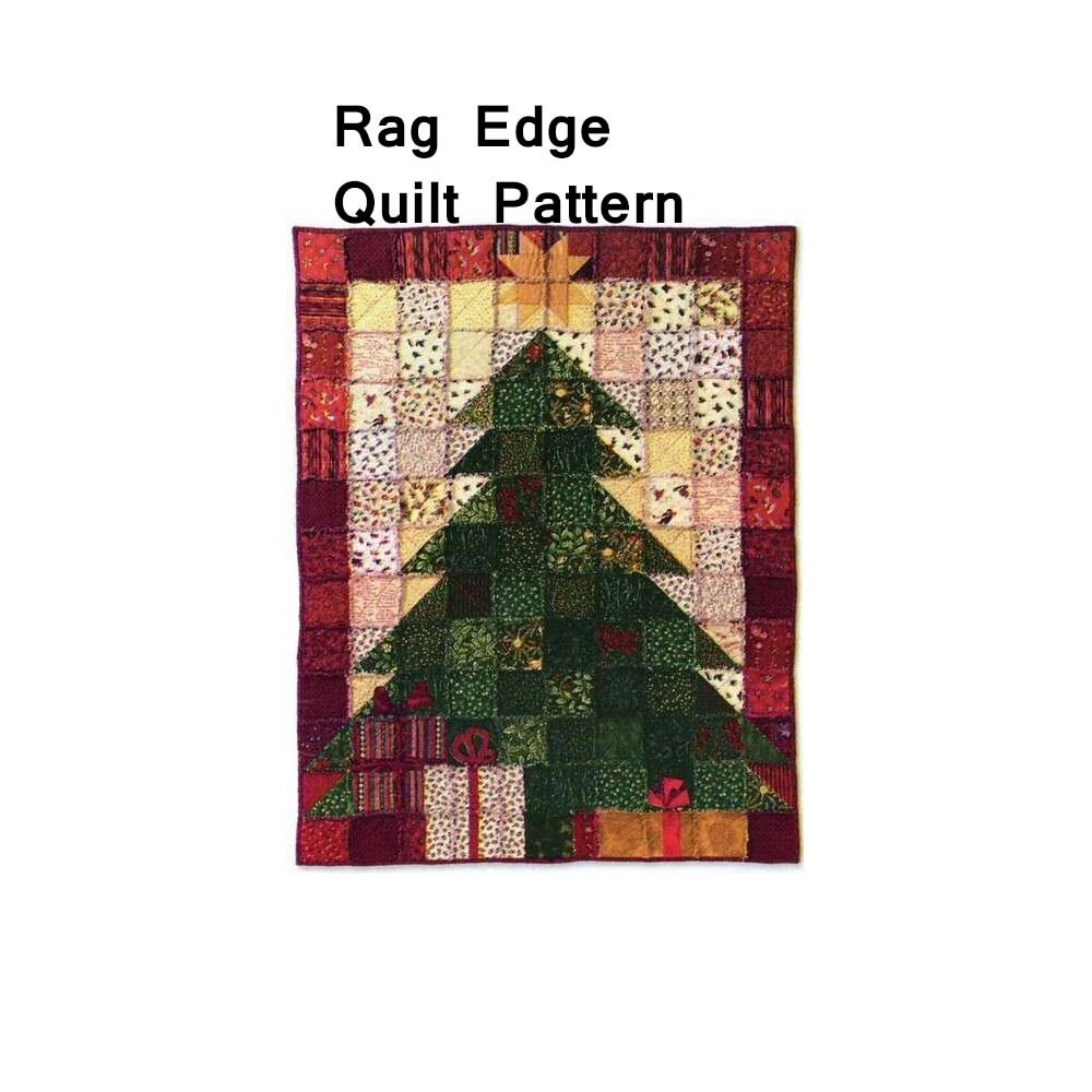 Christmas Tree Quilt Pattern Dressed For The Holidays P317