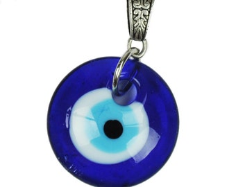 Evil Eye [ Necklace ] - by Denis Caron ( L.A.W.L.S. ) - Corvink