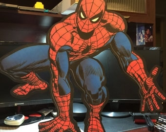 2 Ft Spiderman Centerpiece