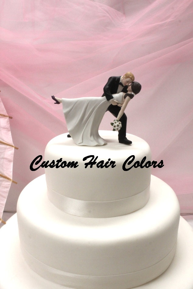 Look Of Love Cake Topper