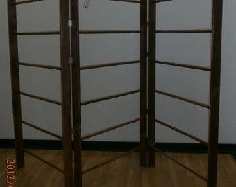 Quilt Ladder Room Divider