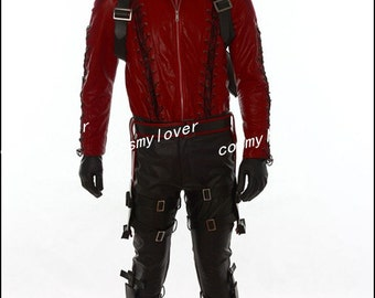 Red Arrow The second season Oliver Queen Cosplay Costume