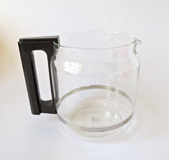 Krups Coffee Maker Replacement Jug : KRUPS Glass Jug for Automatic Coffee Makers by MARiSOLVintageHome