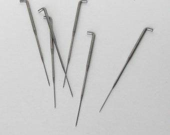 Felting Needles, Fine felting needles, needle felting