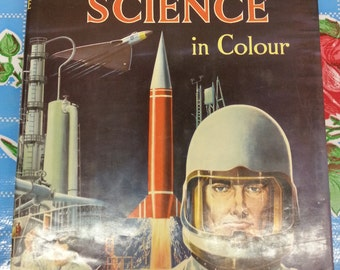 1967 The Living World of Science in Colour