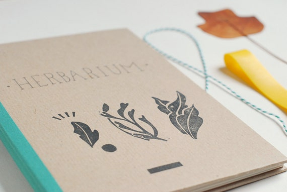 herbarium buch f r gepresste blumen pflanzen bl tter. Black Bedroom Furniture Sets. Home Design Ideas