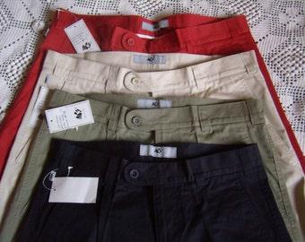 Bermuda, short, homme, 100 % coton, neuf, coloris et taille différents,