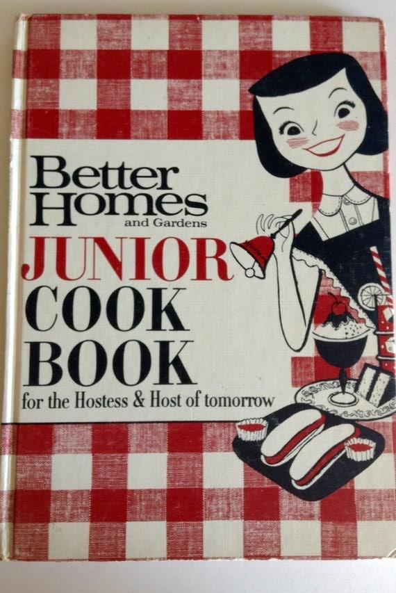 Vintage cookbook vintage better homes and gardens 1960 39 s - Vintage better homes and gardens cookbook ...