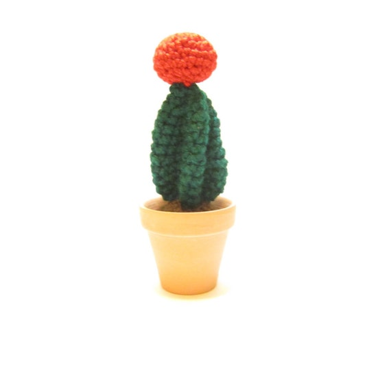 Tecnica Amigurumi Cactus : Crochet Moon Cactus Amigurumi Moon Cactus Plush Cactus