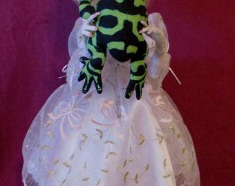 Handmade soft sculpture Cloth Art Doll