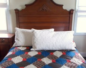 Log Cabin Quilt/ Courthouse Steps Quilt