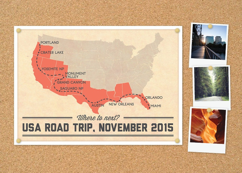 It's just a photo of Dramatic Printable Road Trip Maps