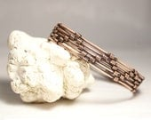 Men's copper bracelet, women's copper bracelet, copper cuff, bracelet, copper jewelry, wire wrapped bracelet