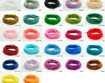 3MM Soutache Braided Cord String - Beading Sewing Quilting Trimming - Pick Color!