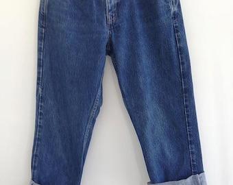 Levi 505 boyfriend style Jeans