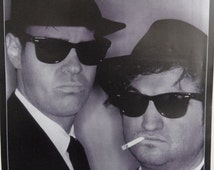 The Blues Brothers Vintage 90's Poster - Clean Condition - Lays Flat - No Rips or Tears - Vintage Clean Condition