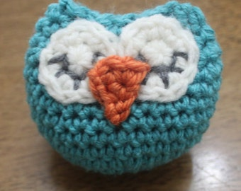 Mini Sleepy Owl Pattern