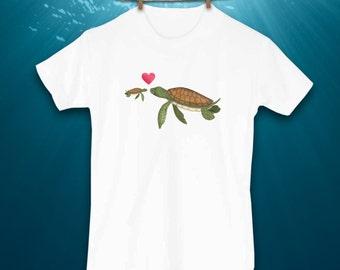 Cute Shirt, Cute Toddler Clothes, Unique Kids Clothes, Nautical Clothes, Cute Kids Clothes, Sea Turtle shirt, Sea Turtle clothing, Gift