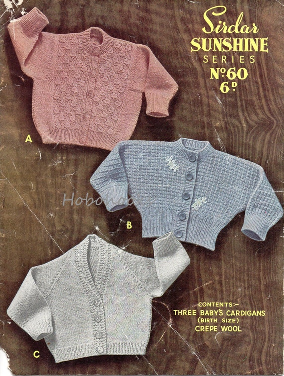 Knitting Pattern For Dolman Sleeve Sweater : Baby knitting pattern baby cardigans dolman sleeve v neck
