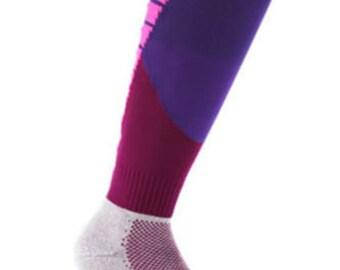 Samson® Sport Flash Funky Socks Sport Knee High Sport Football Rugby Soccer