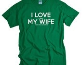 Gifts for Husband - Funny Husband Gift - I Love It When My Wife Makes Me a Sandwich Shirt - I Love It When My Wife Brand Tshirts