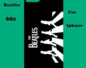 Beatles iphone case, iphone case,60's, cover, retro, iphone 6, iphone 5, cover, iphone 6 plus, iphone 4