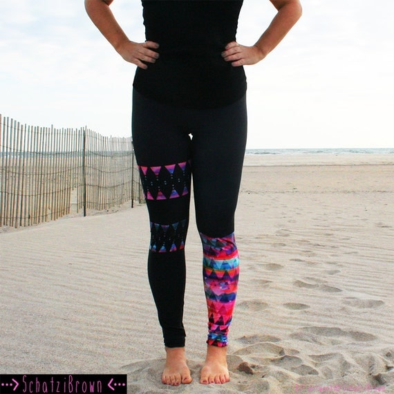 LEGGING KIANA' Style Legging For SURF Yoga Running By