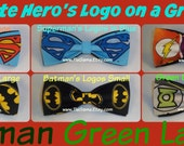 BowTies Made From DC Comics Fabric - Choose From Six Great Looking Logo Bow Ties, Choose Your Favorite JLAers - U.S.SHIPPlNG 1.49