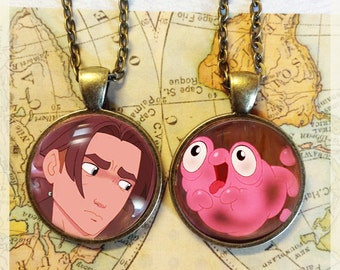 Choose from 8 images! - Treasure Planet Pendant