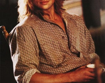 Legends Of The Fall Brad Pitt 1994 Rare Vintage Poster