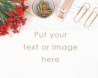 Styled Stock Photography / Styled Desktop / Desktop Background / Mock Up / Styled Photography / JPEG Digital Image / StockStyle-439