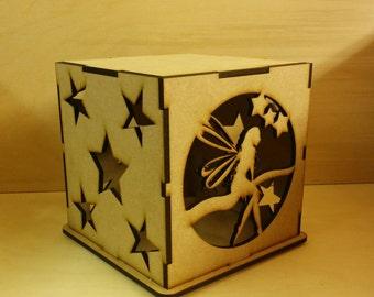 Fairy light box