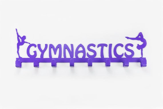 Gymnastics Medal Display