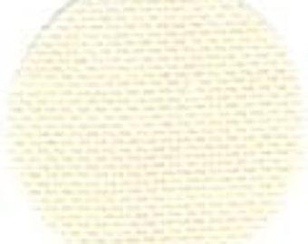 20% OFF SALE! 28ct Cream Cashel Linen Fat Quarter