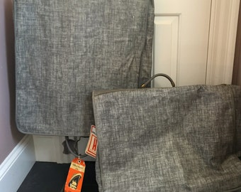 Pair of American Tourister Garment Bags