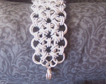 "Chain Maille Bracelet ""Sittin' On Top of the World"""