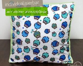 Paspel-Pillow, 40x40 cm, Favorite Color