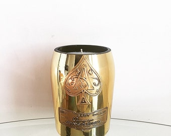 Ace of Spades Candle