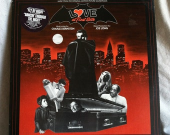 Vinyl Soundtrack LP - Love At First Bite (1979)
