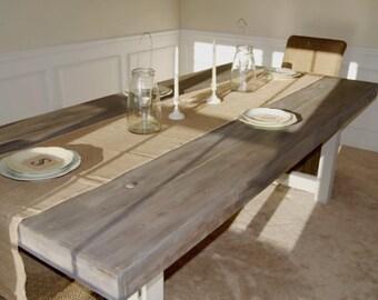 Custom Farm Table- Table Top Kit