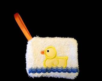 In Hoop Ducky Soap Pocket