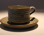 Colectable Cup and Saucer , by Bing og Grondahl, Denmark