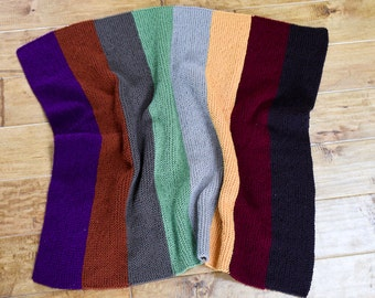 Myhre - Striped Baby Blanket